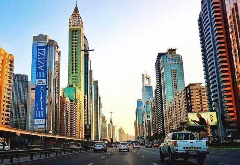 DUBAI OPENS WORLD'S TALLEST HOTEL